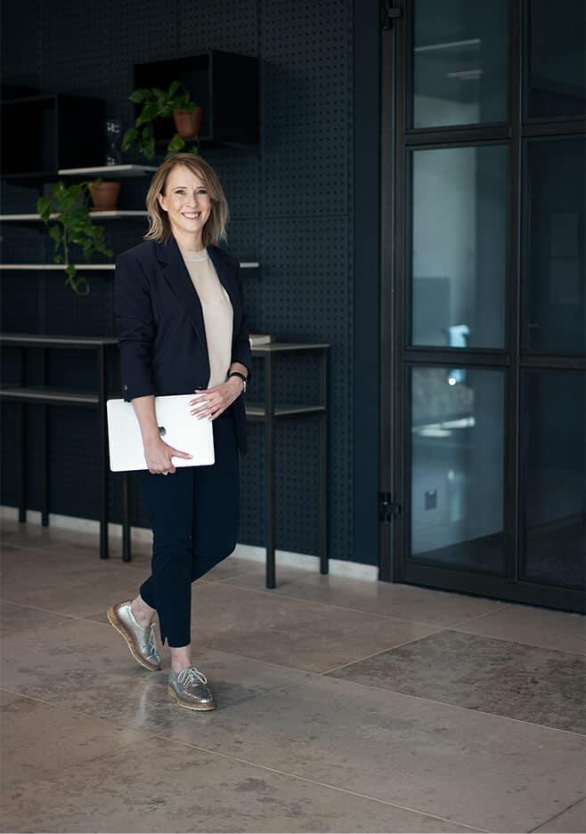 Kathrin Krügel Business Coach aus Düsseldorf