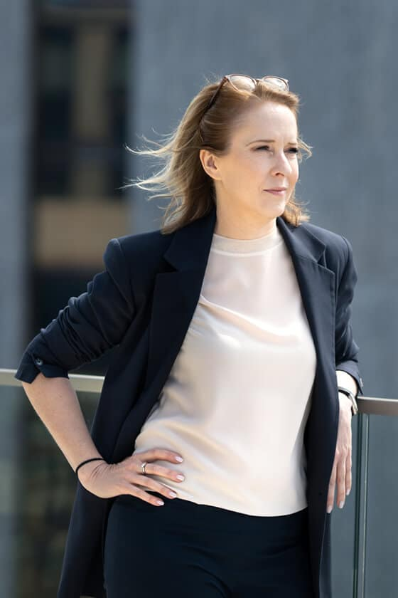 Kathrin Krügel: Coachingausbildung und Unternehmenserfahrung